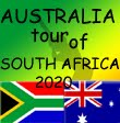 Australia tour of South Africa 2020