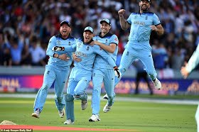 Outrage as England is declared World Cup 2019 winners on boundary count